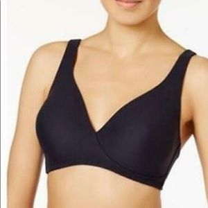 Wacoal how perfect wire free black bra 38C